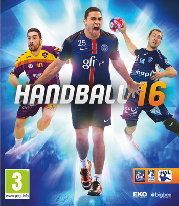Handball 16 (2015)