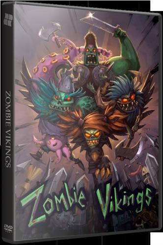 Zombie Vikings (2015) PC | RePack by XLASER