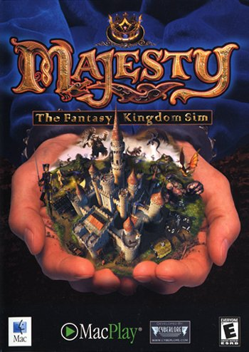 Majesty - The Fantasy Kingdom Sim (2000)