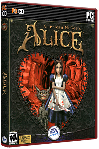American McGee's Alice (2000) PC | RePack by Ultra