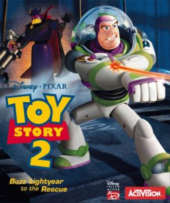 Toy story 2 / История игрушек 2 (2000)