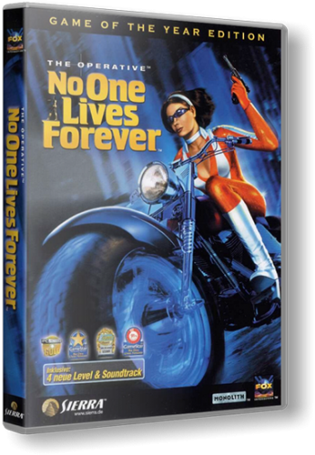 The Operative: No One Lives Forever (2000) PC | RePack by Corsar