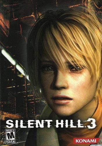 Silent Hill 3 (2003) PC   RePack by SeregA_Lus