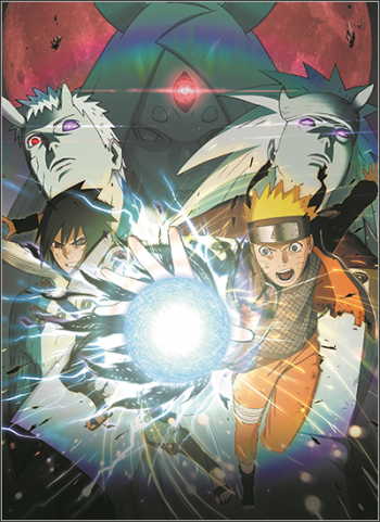 Naruto Shippuden: Ultimate Ninja Storm 4 - Deluxe Edition [v 1.07 + 5 DLC] (2016) PC | RePack от xatab