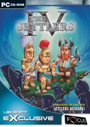 Settlers 4 (2001) PC | RePack by Pilotus