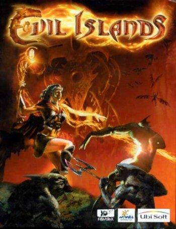 Проклятые земли / Evil Islands (2001) PC | RePack by rp0Mk0cTb