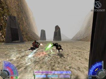 Star Wars: Jedi Knight - Jedi Academy (2003)