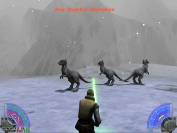 Star Wars: Jedi Knight - Jedi Academy (2003)