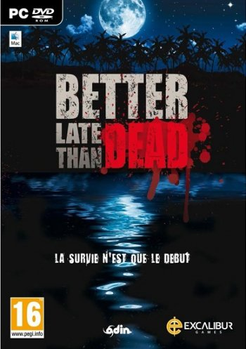 Better Late Than DEAD (2016)