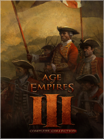Age of Empires 3 (2005) PC | RePack by R.G. Origami