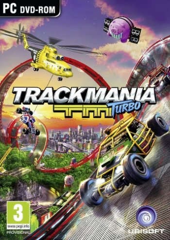 Trackmania Turbo (2016) PC | RePack by XLASER