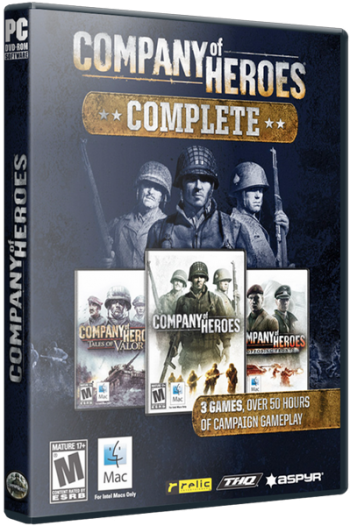 Company of Heroes (2006) PC | RePack by xatab