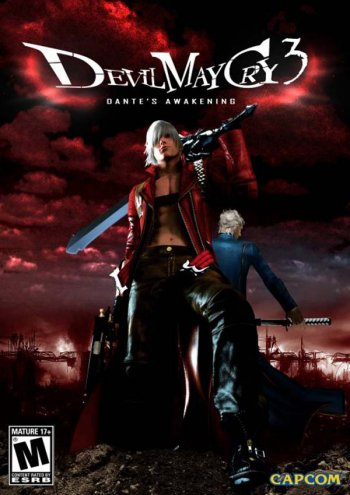 Devil May Cry 3: Dante's Awakening (2006) PC | RePack от R.G. Механики