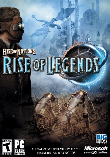 Rise of Nations: Rise of Legends (2006) PC | RePack от R.G. Механики