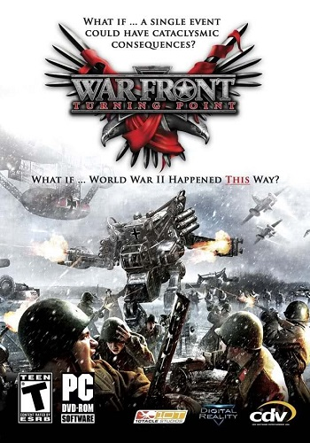 War Front: Turning point (2007) PC | RePack by DyNaMiTe