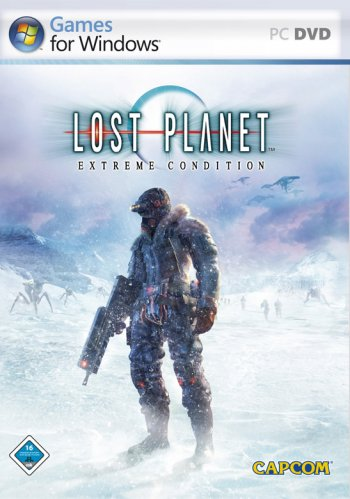 Lost Planet (2008) PC | RePack by Zlofenix