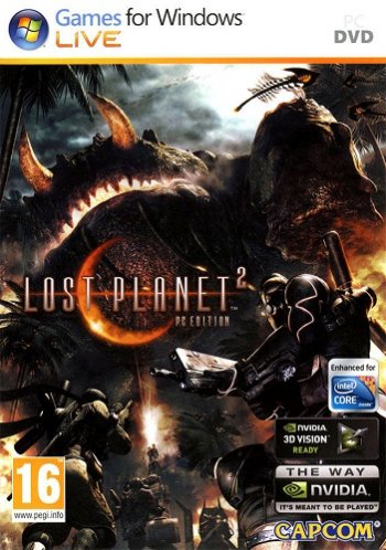 Lost Planet 2 (2010) PC | RePack by R.G. Repacker's