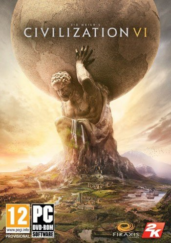 Sid Meier's Civilization VI: Digital Deluxe [v 1.0.1.501 + DLC's] (2016) PC | RePack от xatab