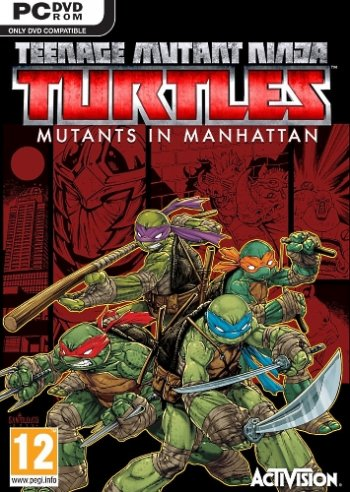 Teenage Mutant Ninja Turtles: Mutants in Manhattan (2016) PC | RePack by xatab
