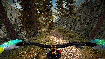 MTB Downhill Simulator (2016)