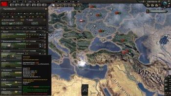 Hearts of Iron IV: Field Marshal Edition [v 1.7.0 + DLC's] (2016) PC | RePack от xatab