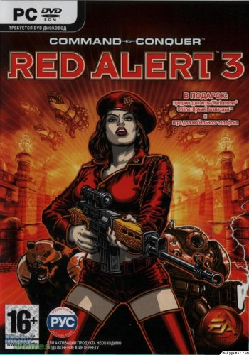 Command & Conquer: Red Alert 3 (2008) PC | RePack от R.G. Механики