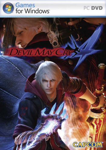 Devil May Cry 4 (2008) PC | RePack by R.G. Catalyst