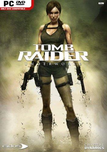 Tomb Raider: Underworld (2008) PC | RePack от R.G. Механики
