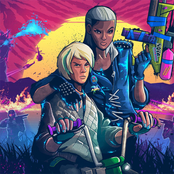 Trials of the Blood Dragon (2016)