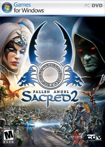 Sacred 2: Fallen Angel (2009) PC | RePack by by [Shmel][R.G. Repacker's]