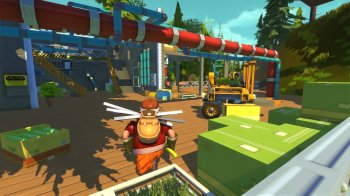 Scrap Mechanic [v0.3.5] (2016) PC | Early Access
