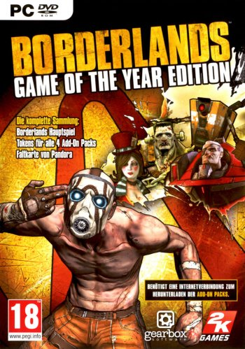 Borderlands (2010) PC | RePack от R.G. Механики
