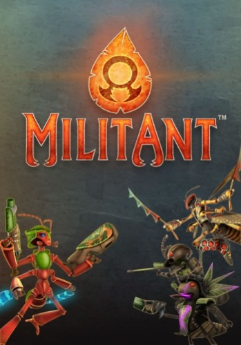 MilitAnt (2016) PC | RePack by Valdeni