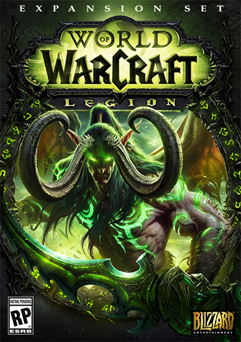 World of Warcraft: Legion (2016) PC | Лицензия