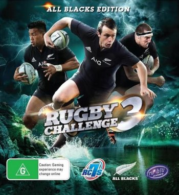 Rugby Challenge 3 (2016)
