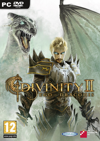 Divinity 2: Ego Draconis (2009) PC   RePack by Ultra