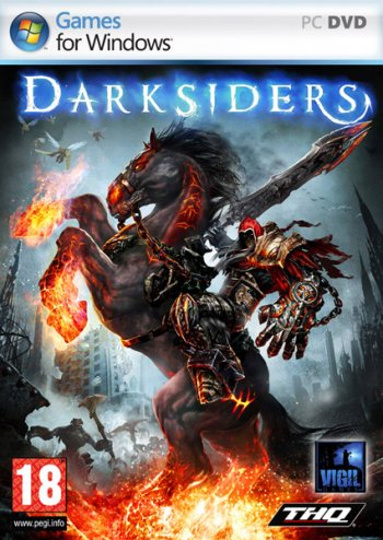 Darksiders: Wrath of War (2010) PC | RePack by [R.G. Catalyst]