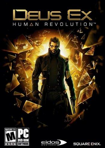 Deus Ex: Human Revolution - Director's Cut (2013) PC | RePack от xatab