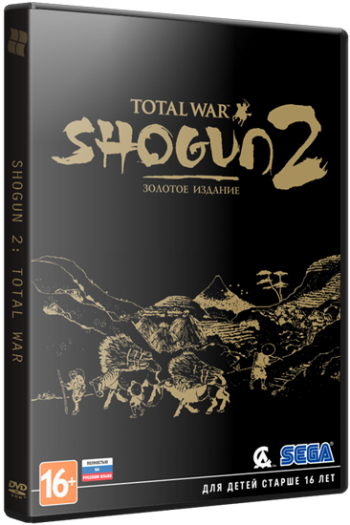 Shogun 2: Total War - Золотое издание (2011) PC | RePack by xatab