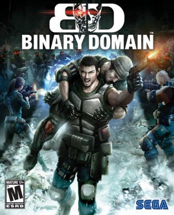 Binary Domain (2012) PC | RePack от R.G. Механики