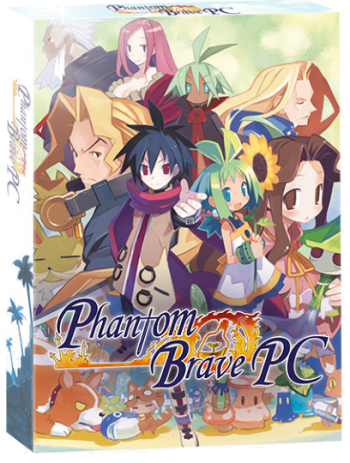 Phantom Brave PC (2016)