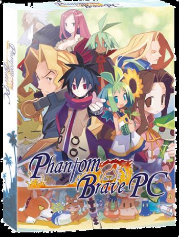 Phantom Brave PC (2016)