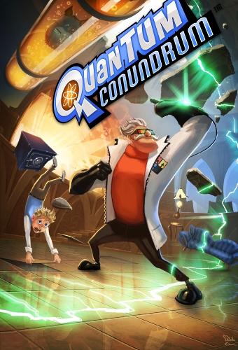 Quantum Conundrum (2012) PC   RePack от R.G. Механики