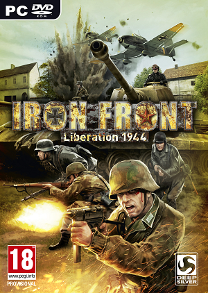 Iron Front: Liberation 1944 (2012) PC | RePack by [Caramba15][R.G. Repackers]