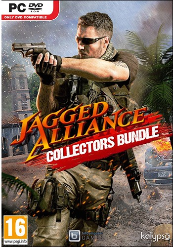 Jagged Alliance: Collectors Bundle (2013) PC | RePack by zzombie1989 [R.G. ILITA]