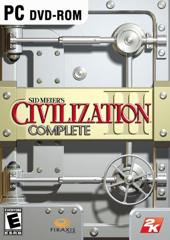 Sid Meier's Civilization III - Полное собрание (2004)