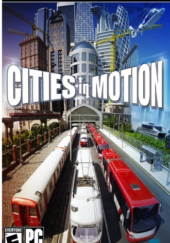 Cities In Motion (2011) PC | RePack by Fenixx