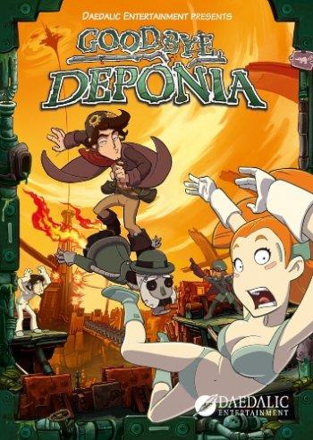 Goodbye Deponia (2013) PC | RePack by Fenixx