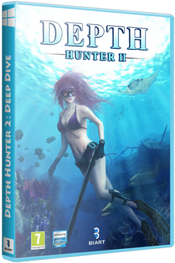 Depth Hunter 2: Deep Dive (2014) PC | RePack by RG Games