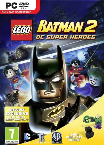 LEGO Batman 2: DC Super Heroes (2012) PC | RePack by Fenixx